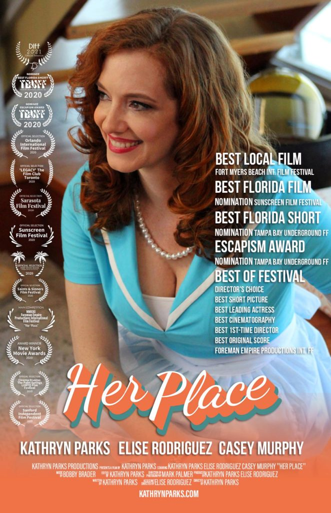 Her Place Film Poster